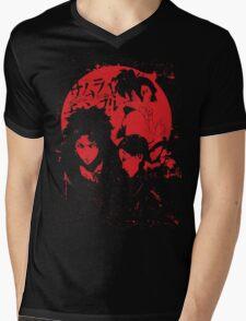 Three Samurai warriors Mens V-Neck T-Shirt