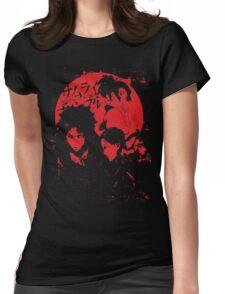 Three Samurai warriors Womens Fitted T-Shirt