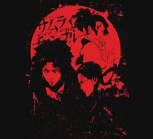 Three Samurai warriors Unisex T-Shirt