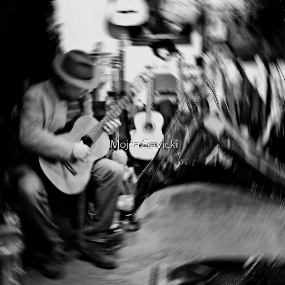 Vibrations by Mojca Savicki