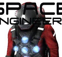 space engineers #1 by WordDungeon