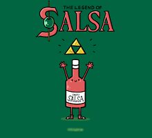 The Legend of Salsa Unisex T-Shirt