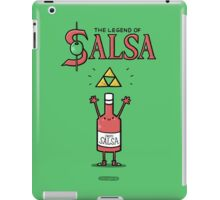 The Legend of Salsa iPad Case/Skin
