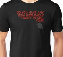 LOST I Want To Kill You Unisex T-Shirt