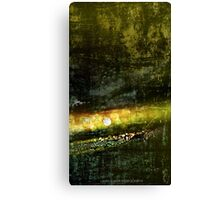 OIL ABSTRACT #115 Canvas Print