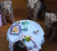 Anyone For Tea? by Groovydawg