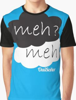 Meh? Meh Graphic T-Shirt