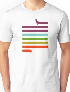 (Very) Long Dachshund Unisex T-Shirt