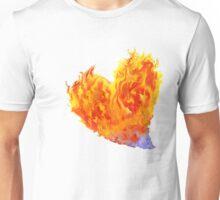 Heart Burn Unisex T-Shirt
