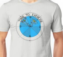 Time To Exercise Unisex T-Shirt
