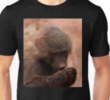 Thread the Grass Through The Nostril Unisex T-Shirt