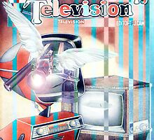 Modern Television Reinvented Number 2. by nawroski .
