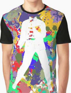 Colours to the King (Elvis Presley) 3 Graphic T-Shirt