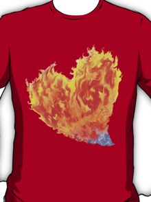 Heart Burn...BIG T-Shirt