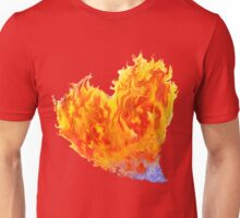 Heart Burn...BIG Unisex T-Shirt