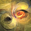 Back to nature by Fractal artist Sipo Liimatainen