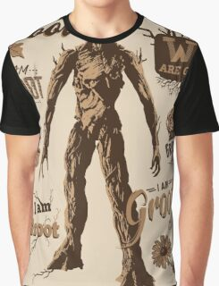 Guess Who I Am Graphic T-Shirt