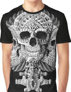 Skull Spade Graphic T-Shirt