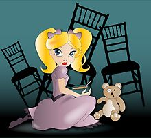 Twisted Tales - Goldilocks by Lauren Eldridge-Murray