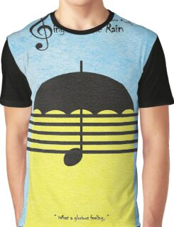Singin' in the Rain Graphic T-Shirt
