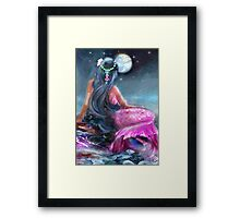 Surviving is NOT a Fantasy Framed Print
