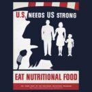 U.S. Needs US Strong by BettyBanana