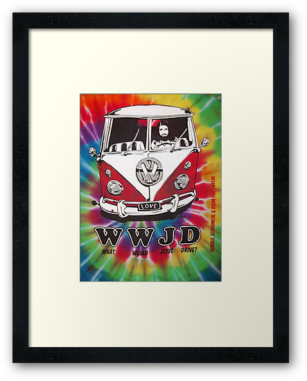WWJD vw  by bulldawgdude