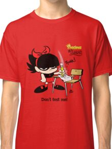 Demona - Don't test me Classic T-Shirt