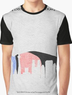 Lost in Translation Graphic T-Shirt