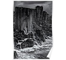 The Bombo Cascades Poster