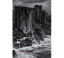 The Bombo Cascades Photographic Print
