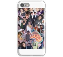 Dolan Twins Collage iPhone Case/Skin