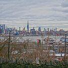 Across the Hudson by mikepaulhamus