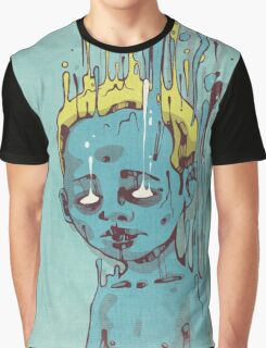 The Blue Boy with the Golden Hair Graphic T-Shirt