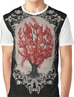 Weirwood Tree Graphic T-Shirt