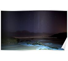 Comet Lovejoy - Port Macquarie Poster
