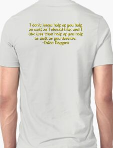 Bilbo's Speech T-Shirt