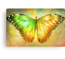 """Butterfly 4 (from """"Butterflies"""" collection) Canvas Print"""