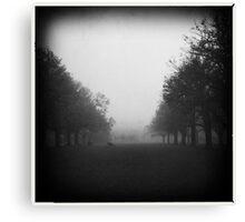 Fog. II Canvas Print