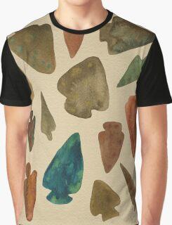 Arrowheads Graphic T-Shirt