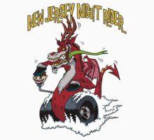 New Jersey Night Rider  by monsterfink