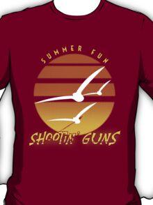 Summer Fun Shootin' Guns T-Shirt