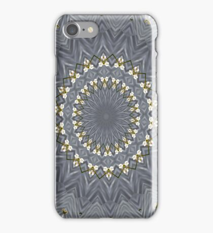 Flower Kalidescope iPhone Case iPhone Case/Skin