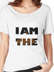 I am the shit INSIDE Women's Relaxed Fit T-Shirt