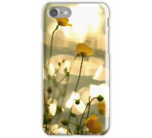 Portraits of Nature - Glittering  iPhone Case/Skin
