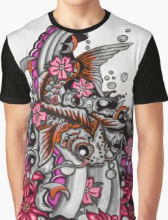 Koi fish Graphic T-Shirt