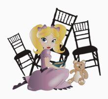 Twisted Tales - Goldilocks - Tee One Piece - Long Sleeve