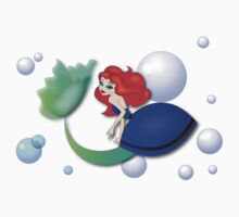 Twisted Tales - The Little Mermaid Tee Kids Clothes
