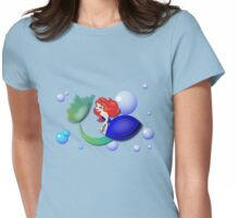 Twisted Tales - The Little Mermaid Tee Womens Fitted T-Shirt