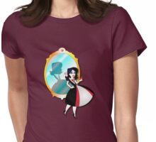 Twisted Tales - Snow White Tee Womens Fitted T-Shirt